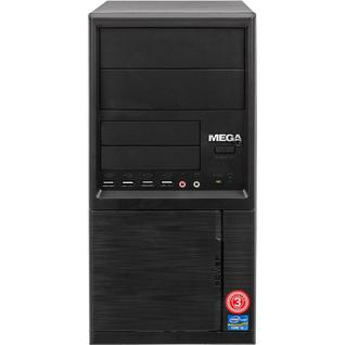 ПК ProMEGA Jet Office 310 MT Cel J1800/4Gb/SSD120Gb/HDG/DOS/kb/m/черный