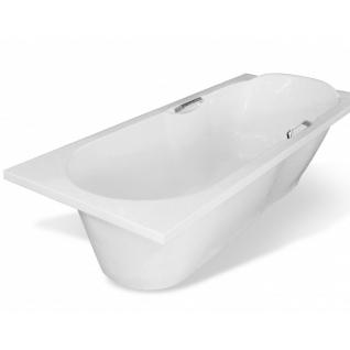 Отдельно стоящая ванна Эстет Камелия белая