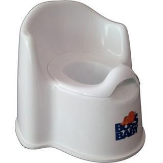 Горшок-кресло BossBaby (Белый) Россия