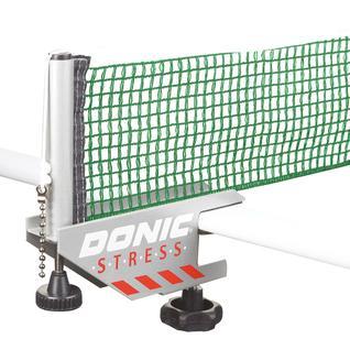 Donic Сетка н/т Donic STRESS серый с зеленым