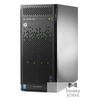 Hp Сервер HP ProLiant ML110 Gen9 E5-2603v3, 4Gb, B140i, 4 LFF, 350 W (777160-421)