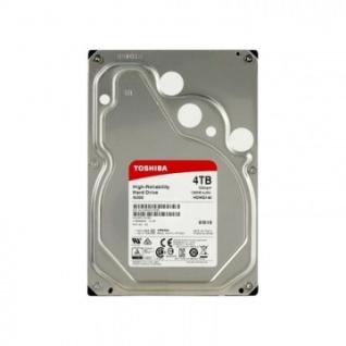 Жесткий диск TOSHIBA SATA 4TB 7200RPM 6GB/S 128MB (HDWQ140UZSVA)