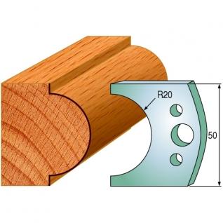 Комплект из 2-х ножей SP CMT 690.562