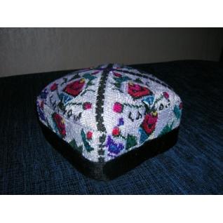 Тюбетейка узбекская простая женская