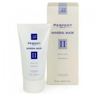 Tegoder Perfect Skin 2 Mineral Mask - Маска для комбинированной и жирной кожи