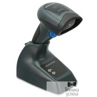 Datalogic Datalogic QuickScan QBT2430 QBT2430-BK-BTK1 Чёрный Сканер ШК (2D имидж, bluetooth, черный) зарядно/коммуникационная база, кабель USB