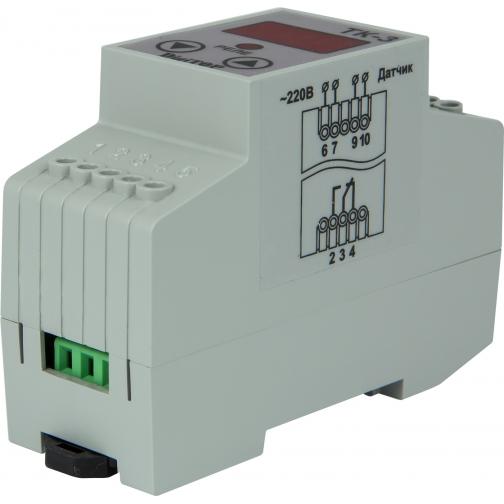 Терморегулятор DigiTOP ТК-3 (крепление на DIN-рейку) 6775756 1