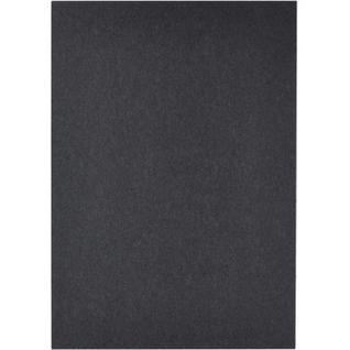 Обложки для переплета картонные Promega office чер.мет.A4,250г/м2,100шт/уп.