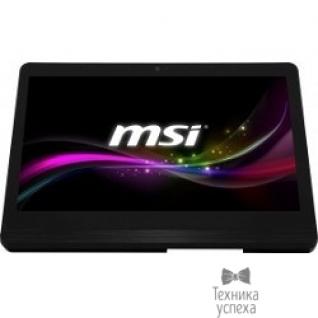 MicroStar MSI AP16 Flex-034RU 9S6-A62213-034 black-silver 15.6'' HD Touch Cel J1900/4Gb/500Gb/noDVDRW/DOS