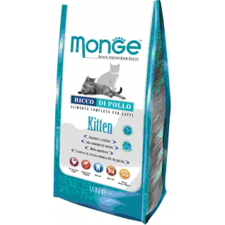 Monge Monge Cat корм для котят 1,5 кг