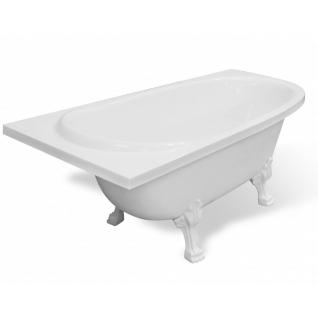 Отдельно стоящая ванна Эстет Венеция белая