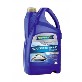 Моторное масло Ravenol Watercraft Mineral 2-Takt 4л