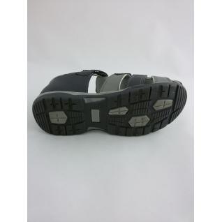 Z-65 сандали серые открытые 32-37 (35) Колобок