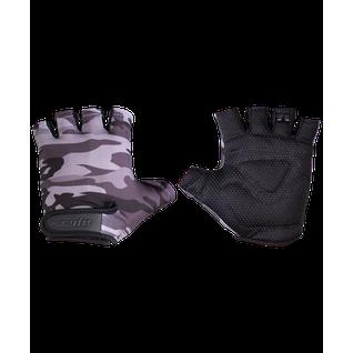 Перчатки для фитнеса Starfit Su-126, серый размер M