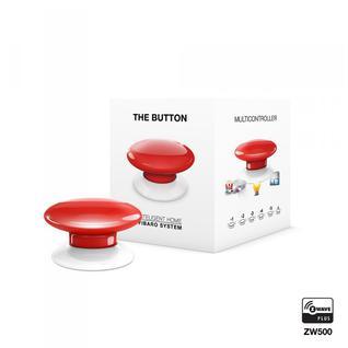 Кнопка FIBARO The Button (коричневая) FIB_FGPB-101-7