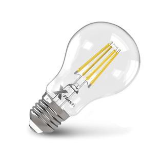 Лампочка светодиодная X-flash LED диммеруемая XF-E27-FLD-A60-8W-2700K-230V
