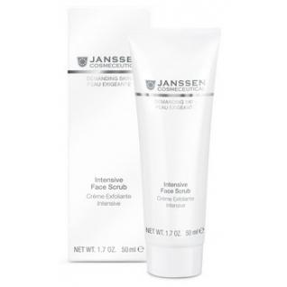 Janssen Intensive face scrub - Интенсивный скраб