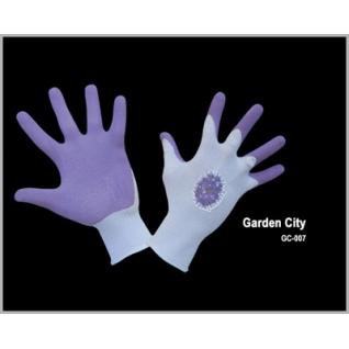 Перчатки для садовых работ. Аксессуары Duramitt Перчатки садовые Garden Gloves Duraglove фиолетовые, размер XL NW-GG