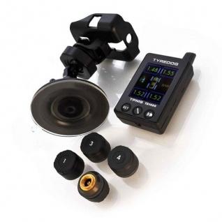 Система контроля давления и температуры в шинах Carax TPMS CRX-1042/L