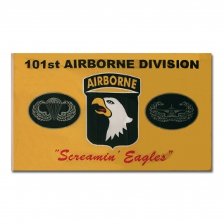 Made in Germany Флаг 101st Airborne