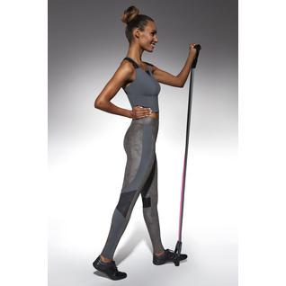 Легинсы для фитнеса Flint серый M Bas Bleu