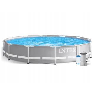 Intex Каркасный бассейн Intex, Prism Frame 26716 366х99см, фильтр-насос 2006 л/ч