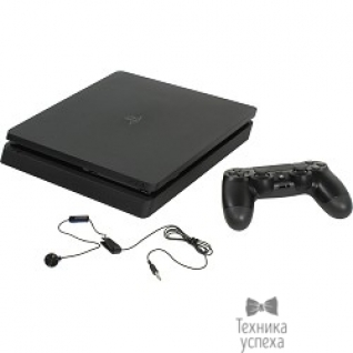 Sony Sony PlayStation 4 1TB Slim (CUH-2008B) + геймпад черный