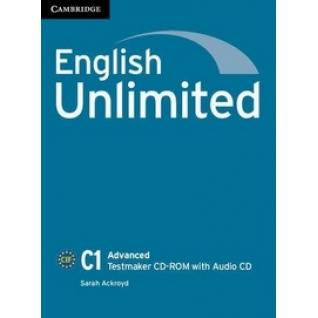 CD-ROM. English Unlimited C1. Advanced (+ Audio CD) Cambridge University Press