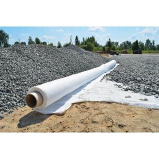 Геотекстиль 150 гр/м2 шир. 3м (50 м.п)