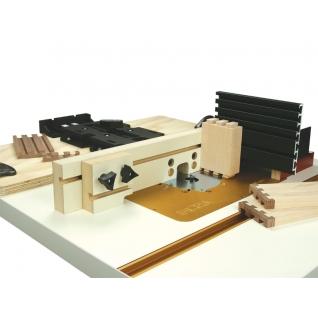 Комплект Jig Fence System для изготовления соединений Incra IJ32FNCSYS
