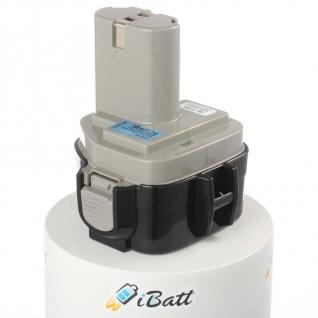 Аккумуляторная батарея iBatt для электроинструмента Makita 6271DWPLE. Артикул iB-T100 iBatt