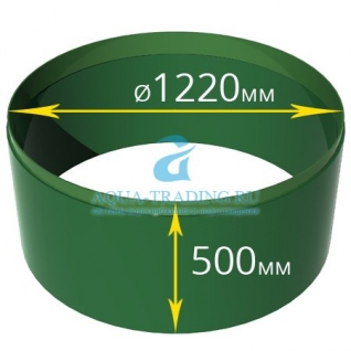 Удлинительная горловина / D 1220x500
