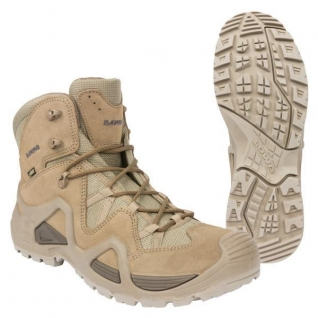 LOWA Ботинки LOWA Zephyr Mid TF женские, цвет койот