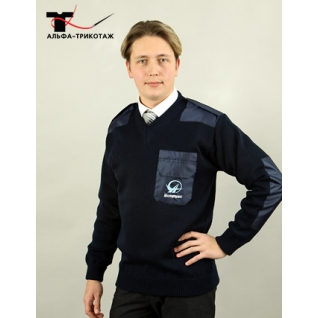 Пуловер мужской Модель «Вега»