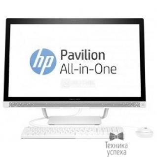 "Hp HP Pavilion 27-r007ur 2MJ67EA blizzard white 27"" FHD i5-7400T/8Gb/1Tb/DVDRW/W10/k+m"