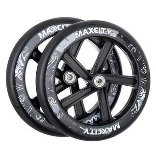Колеса для самоката СК (Спортивная Коллекция) (спортивная коллекция) Sc, черный (250 мм)