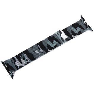 Ремешок из нержавеющей стали COTEetCI W6 MAGNET Band (WH5203-TK) для Apple Watch 44мм/ 42мм комуфляж ВВС