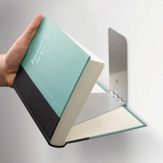 Полка книжная Umbra Conceal малая белая