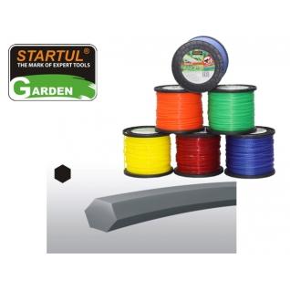Леска ф2,0ммх378м шестигранное сечение STARTUL GARDEN (ST6052-20) STARTUL