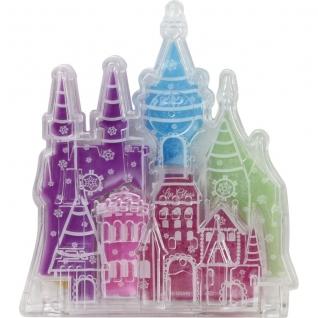 """Блеск для губ """"Принцессы Диснея"""" - Замок, розово-фиолетовый (перевыпуск) Markwins"""