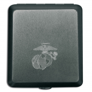 Made in Germany Портсигар с эмблемой USMC