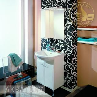 Мебель Акватон Джимми 57 М для ванной комнаты 1024-01