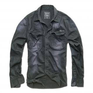 Brandit Рубашка Brandit Harde, цвет черный