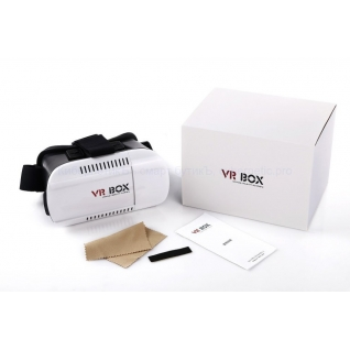 Шлем виртуальной реальности VR Box + пульт  (v. 1)