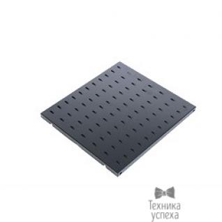 Цмо ЦМО Полка перфорированная грузоподъёмностью 100 кг., глубина 750 мм, цвет черный (СВ-75У-9005)