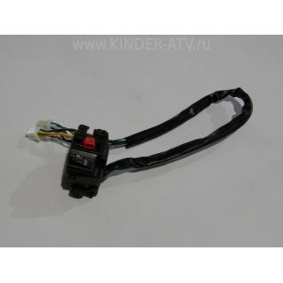 Блок управления на руле (150сс)