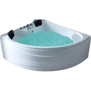 Акриловая ванна Gemy с гидромассажем (G9041 B)