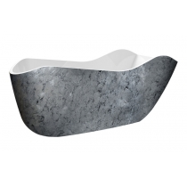 Отдельно стоящая ванна LAGARD Teona Treasure Silver