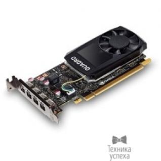 Pny PNY Quadro P1000 4GB OEM VCQP1000BLK(ATX)-1 4 GB, GDDR5, 128-bit, PCI-E x16, PCI-E