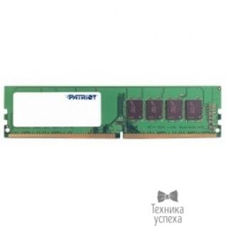 Patriot Patriot DDR4 DIMM 4GB PSD44G213381 PC4-17000, 2133MHz